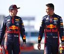Verstappen en Albon proberen 'ongelooflijke' Aston Martin Valkyrie uit op Silverstone