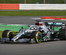 Hamilton encouraged by W11 after 'smooth' shakedown
