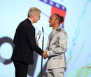 Hamilton, Floersch win at 2020 Laureus awards