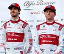 Alfa Romeo-coureurs testen nieuwe Alfa Romeo met 533hp