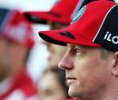 Kimi Raikkonen blij met zijn eerste punten van dit seizoen