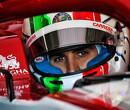 Antonio Giovinazzi nog te licht bevonden voor Ferrari-zitje