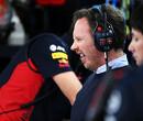 """Christian Horner: """"Geen zorgen dat Ferrari-teamleiding nu de F1 bestuurt"""""""