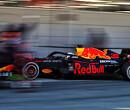 Max Verstappen reed fuel test run waardoor hij stil viel
