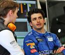 """Sainz: """"Situatie perfect afgehandeld door McLaren"""""""