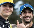 """Esteban Ocon: """"Relatie met Ricciardo is stukken beter dan met Perez"""""""