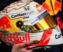 Eerste blik op de helm van Max Verstappen voor 2021