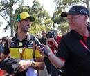 Daniel Ricciardo over zijn eerste Grand Prix als fan
