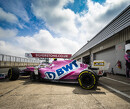 <strong>Photos:</strong> Racing Point returns to the track with 2020 car at Silverstone