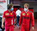 Ferrari returns to F1 action at Mugello test