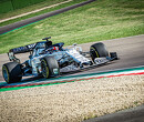 AlphaTauri concludes two-car F1 test at Imola