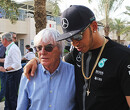 Hamilton: Ecclestone's comments on racism 'ignorant and uneducated'