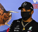 Hamilton tells media to 'stop making sh*t up' over new contract