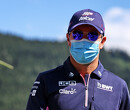 Sergio Perez wil komend weekend weer racen