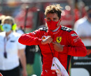 Leclerc: Taking every opportunity key to podium finish