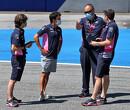"""Sergio Perez geeft update: """"Ik ben helemaal in orde"""""""