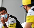 Daniel Ricciardo niet in staat om auto af te staan in vrije trainingen voor Alonso