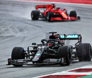 <strong>Qualifying:</strong> Hamilton storms to Styrian pole in wet conditions