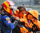 Sainz: P3 'amazing' after 'one of the toughest' qualifying sessions