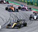 Renault protesteert tegen Racing Point met roze Mercedes