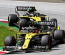 """Daniel Ricciardo: """"Ik heb gevraagd om een team order te geven"""""""
