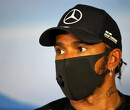 Hamilton notes how drivers are suffering in warm Barcelona tamperatures