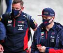 """Verstappen over Russell: """"Moet zich niet met Red Bull bemoeien, weet niets van ons"""""""