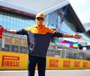 Lando Norris moet online uitzending stoppen van F1-officials