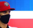 Giovinazzi zorgt voor rode vlag met kapot bodywork