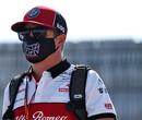 """Kimi Raikkonen maakt grap: """"Mijn zoontje is bijna Max Verstappen"""""""
