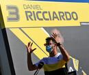 Daniel Ricciardo raakte gefrustreerd door snelheid van Alex Albon