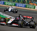 Steiner encouraged by Haas' British GP race pace