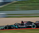 Motor van Mercedes levert 1022 pk aan Hamilton en Bottas in kwalificaties