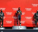 Max Verstappen wint race in Silverstone op eigen kracht