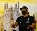 Hamilton admits finding Red Bull's engine ban push 'amusing'