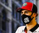 """Antonio Giovinazzi: """"Niemand pakt mijn stoeltje bij Alfa Romeo af"""""""