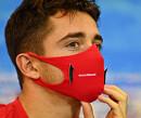 Charles Leclerc boos op Ferrari door slechte communicatie