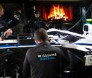 Williams test nieuwe onderdelen in Portugal