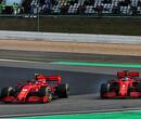 Zoek de verschillen tussen Vettel en Leclerc tijdens kwalificatie in Portugal