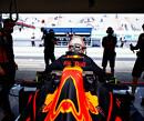De boordradio van Max Verstappen zonder piepjes tijdens crash met Stroll