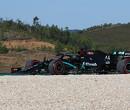 F1 kwalificatie Portugal: Hamilton verslaat Bottas en Verstappen