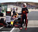 Max Verstappen verklaart wat er misging tijdens GP Portugal