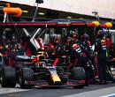 Red Bull Racing doet weer mega snelle pitstop bij Alex Albon