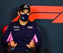 """Sergio Perez over F1-vervolg: """"Zij zijn mijn enige keuze"""""""