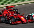 Charles Leclerc vs Sebastian Vettel