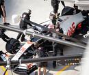 Eerste fire-up Haas F1 VF-21 waarschijnlijk pas bij wintertest