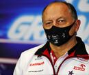 """Teambaas Alfa Romeo over puntloos resultaat: """"We konden niet profiteren van geweldige kwalificatie"""""""