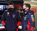 Hint Red Bull met deze uitspraak op een 2021-stoeltje voor Albon?