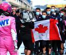 """De FIA geeft Lance Stroll geen straf:  """"Het was niet helemaal duidelijk"""""""