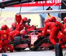 Ferrari-motor komt 50pk te kort op Mercedes